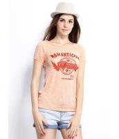 ガーベラレディース Tシャツ カットソー 半袖 シンプル 丸首 スパンコール ベーシック mb14263-2