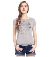 ガーベラレディース Tシャツ カットソー 半袖 mb14310-2