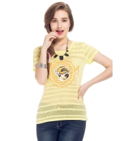 ガーベラレディース Tシャツ カットソー 半袖 ボーダー ベーシック mb14318-1