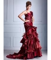 ガーベラレディース ウエディングドレス ロングドレス プリンセスライン ロマンチック mb14541-2