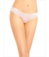 ガーベラインナー インナーショーツ ヒップハンガー ビキニショーツ 綿質 柔らか 肌に優しい ローライズ ローウエスト mb14596-2