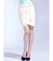 ガーベラレディース ラップスカート ミニスカート コーデアイテム ぺプラム裾 mb14669-1