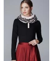 ガーベラレディース ニットウェア セーター 長袖 スイート レース裾 mb14682-1