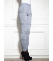 ガーベラレディース レギンス 着やせ 綿質 mb14701-1