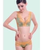 ガーベラインナー ノンワイヤーブラ 背中美しいブラジャー 立体調整ブラ 刺繍 まるみメイク わきシャープ mb14901-2