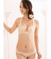 ガーベラインナー インナーショーツ 肌色 刺繍 セクシー リラックス mb15184-1