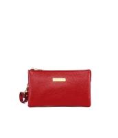 レディースバッグ クラッチバッグ セカンドバッグ ダブルレイヤー 大容量 お財布 携帯入れ mb15725-2