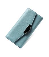 レディース財布 長財布 クラッチバッグ 牛革 大容量 三つ折り mb15773-3