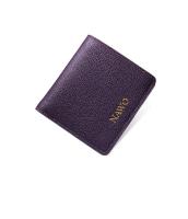 レディース財布 折りたたみ財布 牛革 マルチカード入れ 二つ折り mb15778-1