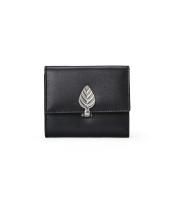 レディース財布 折りたたみ財布 可愛い 三つ折り シンプル mb15796-2