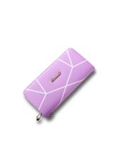レディースバッグ クラッチバッグ セカンドバッグ レディース財布 長財布 幾何柄 大容量 mb15853-3