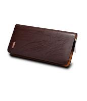 メンズバッグ クラッチバッグ セカンドバッグ メンズ財布 長財布 ヤング 牛革 ジップアップ 薄型 ビジネス mb15894-4
