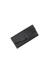 レディース財布 長財布 三つ折り マルチカード入れ 口金 レトロ シンプル クラッチバッグ mb15903-3