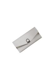 レディース財布 長財布 三つ折り マルチカード入れ 口金 レトロ シンプル クラッチバッグ mb15903-6