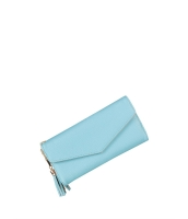 レディース財布 長財布 レディースバッグ クラッチバッグ セカンドバッグ 三つ折り ジップアップ 携帯入れ mb15904-2