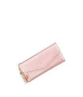 レディース財布 長財布 レディースバッグ クラッチバッグ セカンドバッグ 三つ折り ジップアップ 携帯入れ mb15904-4
