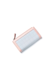 レディース財布 長財布 レディースバッグ クラッチバッグ セカンドバッグ シンプル ジップアップ マルチカード入れ 携帯入れ mb15945-4