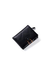 レディース財布 折りたたみ財布 レトロ ボタン閉じ mb15947-2