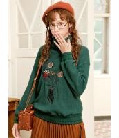 ガーベラレディース ニット・セーター セーター 長袖 mb16022-2