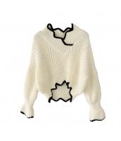 ガーベラレディース ニット・セーター セーター 長袖 かわいい pk3384-1