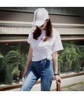 ガーベラレディース Tシャツ カットソー 半袖 ゆったり コーディアイテム 夏物 pk3918-1