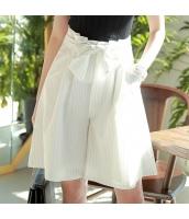 【キュロットスカート】ミニスカート【ハイウエスト】夏物 pk3975-1
