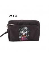 Lサイズ レディースバッグ クラッチバッグ・セカンドバッグ カートン風 化粧品入り 二層構造 便利 qa10003-6