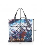 レディースバッグ ショルダーバッグ ハンドバッグ 2wayバッグ 幾何模様 菱柄 qa10030-1