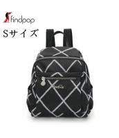 Sサイズ レディースバッグ バックパック リュックサック シンプル 学園風 コーディアイテム qa10136-2