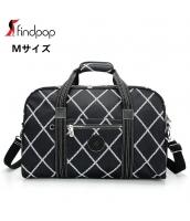 Mサイズ レディースバッグ ボストンバッグ ハンドバッグ ショルダーバッグ 2wayバッグ 旅行用 大容量 防水 荷物入れ 出張 qa10139-1