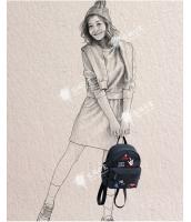 男女兼用バッグ バックパック リュックサック レディースバッグ メンズバッグ 旅行 軽い ナイロン 刺繍入り qa10219-1