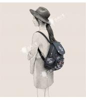 レディースバッグ バックパック リュックサック カジュアル 刺繍入り 文芸調 ナイロン 学園風 qa10302-1