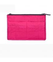 レディースバッグ 化粧ポーチ 化粧品入り 収納 旅行 ナイロン qa10326-2