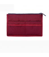 レディースバッグ 化粧ポーチ 化粧品入り 収納 旅行 ナイロン qa10326-5