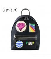 Sサイズ レディースバッグ バックパック リュックサック 刺繍入り 軽い カジュアル qa10368-1