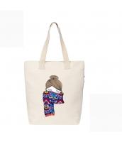 エコバッグ・ショッピングバッグ レディースバッグ トートバッグ ショルダーバッグ ハンドバッグ 2wayバッグ 文芸調 キャンバス 帆布 シンプル qa10381-13