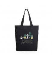 エコバッグ レディースバッグ トートバッグ ハンドバッグ 男女兼用バッグ エコバッグ カジュアル カートン風 キャンバス 帆布 大容量 ショッピングバッグ qa10412-3