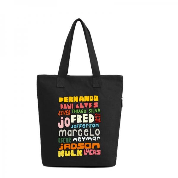ショッピングバッグ レディースバッグ トートバッグ ハンドバッグ 男女兼用バッグ エコバッグ キャンバス 帆布 大容量 文芸調 qa10413-17