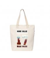 ショッピングバッグ レディースバッグ トートバッグ ハンドバッグ 男女兼用バッグ エコバッグ キャンバス 帆布 大容量 文芸調 qa10413-18