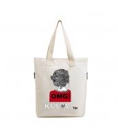 ショッピングバッグ レディースバッグ トートバッグ ハンドバッグ 男女兼用バッグ エコバッグ 学園風 清楚 キャンバス 帆布 文芸調 qa10435-30
