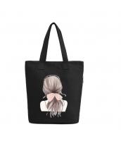 ショッピングバッグ レディースバッグ トートバッグ ハンドバッグ 男女兼用バッグ エコバッグ 大容量 キャンバス 帆布 カジュアル シンプル qa10440-3