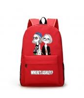 男女兼用バッグ バックパック リュックサック レディースバッグ メンズバッグ 旅行 学園風 カジュアル PC入れ qa10444-2