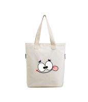 ショッピングバッグ レディースバッグ トートバッグ ハンドバッグ 男女兼用バッグ エコバッグ キャンバス 帆布 レトロ 個性的 学園風 シンプル qa10446-1