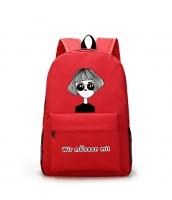 男女兼用バッグ バックパック リュックサック レディースバッグ メンズバッグ シンプル 可愛い 学園風 大容量 qa10469-2