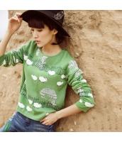 ガーベラレディース ニット・セーター セーター 長袖 かわいい rp10601-1
