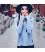 ガーベラレディース ニット・セーター セーター 長袖 刺繍入り rp10739-1