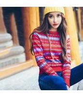 ガーベラレディース ニット・セーター セーター 長袖 ゆったり rp10855-1