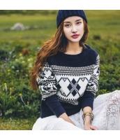 ガーベラレディース ニット・セーター セーター 長袖 コーディアイテム rp10925-1