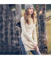 ガーベラレディース ニット・セーター セーター 長袖 刺繍入り rp10987-1