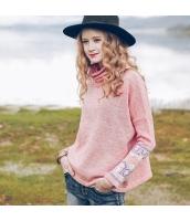 ガーベラレディース ニット・セーター セーター 長袖 ゆったり rp11063-1